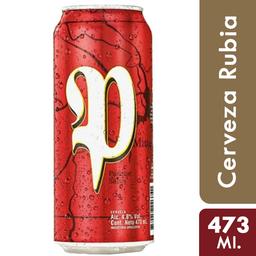Cerveza Patricia 473 Ml. Lata