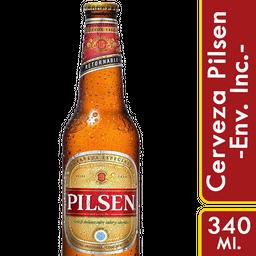 Pilsen Cerveza Bt 340 Retornable