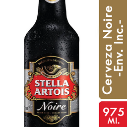 Cerveza Stella Artois Noir 975 Ml. Retornable