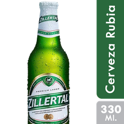 Cerveza Zillertal Long Neck 330 Ml.