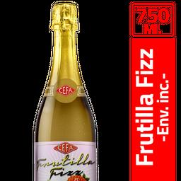 Frutilla Fizz Cefa 750 Ml.