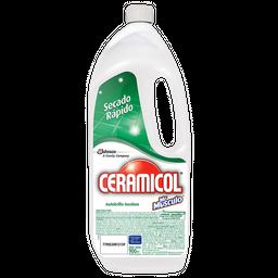 Cera Al Agua Ceramicol Mr Musculo Incolora 900 Ml.