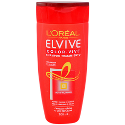 Shampoo Elvive Colorvive 200 Ml.