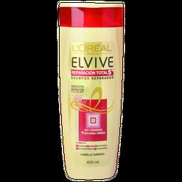 Shampoo Elvive Reparacion Total 5 200 Ml.