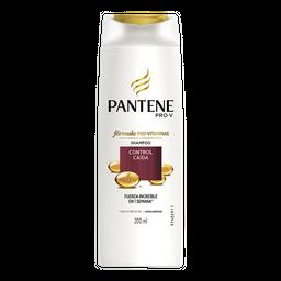 Shampoo Pantene Control Caida 200 Ml.
