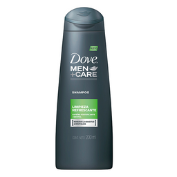 Shampoo Dove Men Limpieza Refrescante 200 Ml.