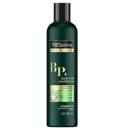 Shampoo Tresemme Bajo Poo Nutricion 400 Ml.