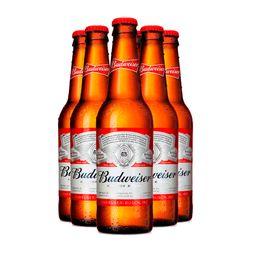 Budweiser 355 ml x6