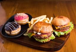 Burger Team x 2