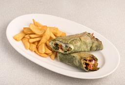 Burrito de Vegetales