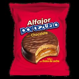 Portezuelo Alfajor Chocolate Dulce De Leche