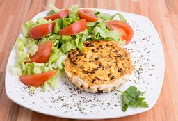 Tarta + Ensalada