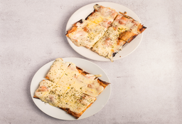 Pizza Muzzarella  2 x 1