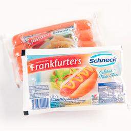 Frankfurters Chicos Schneck X 8