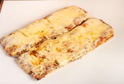 1 Metro de Pizza Con Muzzarella