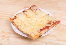 Porción Pizza Muzzarella x 2