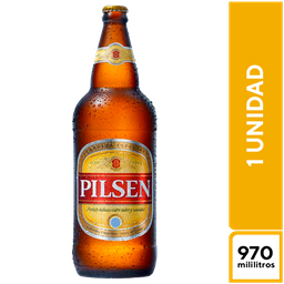 Pilsen Rubia 970 ml