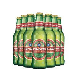 Cerveza Tsigtao botella 330 ml x6 UNIDADES
