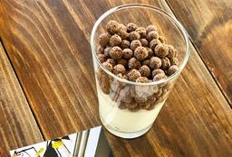 Yogurt con cereales