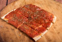 Pizza con Salsa x Porción