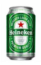 Lata Heineken 354ml