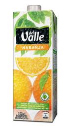 Jugo de naranja Del Valle 1lt