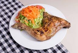 Churrasco de Pollo con Guarnición