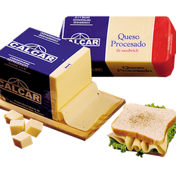 Queso de sandwiche Calcar