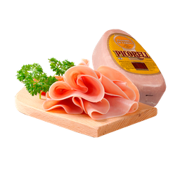 Fiambre de cerdo etiqueta amarilla Picorell