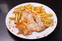 Pollo Grillé & Guarnición