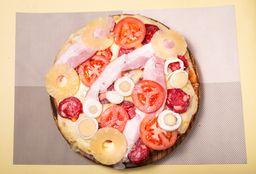 Pizzeta & 5 Gustos