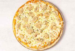 Muzzarella con Champiñones  - 30 cm