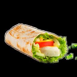 Wrap Cheddar Veggie