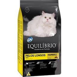 Alimento Para Gato Equilibrio Hairball 1.5 Kg