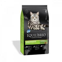 Alimento Para Gatos Equilibrio Castrados 1 a 6 Años 1.5 Kg