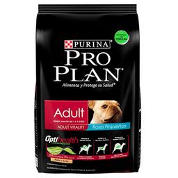 Alimento Para Perros Pro Plan Adultos Razas Pequeñas 3 Kg
