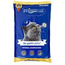 Piedras Sanitarias Cat Litter Para Gato 4 Kg