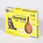 Pipeta Repelente Dominal Max Para Gatos de 0 a 4 kilos 1 U