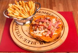 Milanesa Bacon