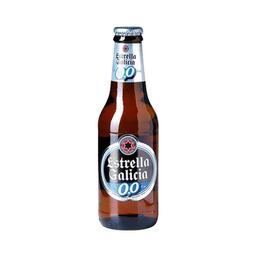 Cerveza Estrella de Galicia Sin Alcohol 330 mL