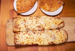 Pizza Muzzarella & 2 Fainá