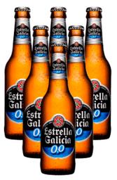 Estrella Galicia 0.0 X6