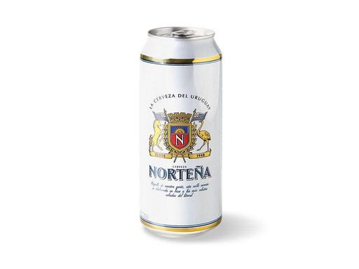 Norteña Cerveza Lata