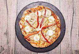 Pizzeta Veggie Lovers