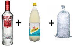 Combo Vodka Smirnoff 2