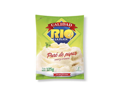 Pure de Papas Rio de la Plata 125 g