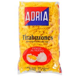Fideos Adria Tirabuzones al Huevo 500 g