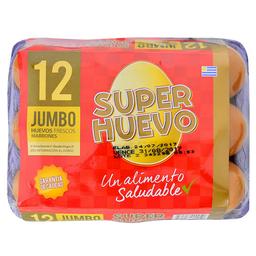 Huevos Super Huevo 12 U