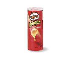 Papas Pringles Sabor Original 124 g