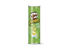 Papas Pringles Sabor Cebolla 124 g